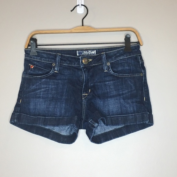 c2e2e0146d Hudson Jeans Shorts | Hudson Collin Flap Rolled Cuff Size 27 | Poshmark